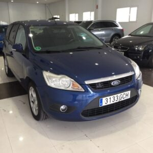 FORD Focus 1.8 Flexifuel Trend Sportbreak 5p.