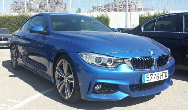BMW 428i COUPE